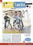 1 jour 1actu, N°76 - Du 29 mai au 4 juin 2015 - Tous à vélo !