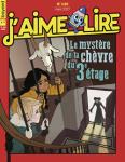 J'aime lire, n°530 - Mars 2021 - Le mystère de la chèvre du 3ème étage