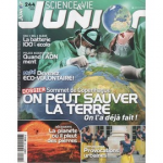 Science et Vie Junior, n° 244 - Janvier 2010 -  Sommet de Copenhague: on peut sauver la Terre