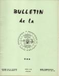 Bulletin de la Société archéologique préhistorique et touristique