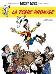 Les aventures de Lucky Luke d'après Morris / La terre promise