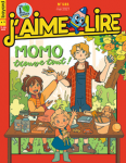 J'aime lire, n°532 - Mai 2021 - Momo trouve tout !